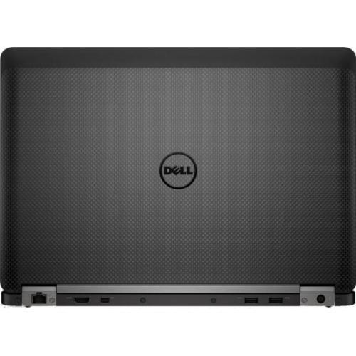 Ultrabook Dell Latitude E7470, Intel Core i7-6600U, 14inch, RAM 8GB, SSD 256GB, Intel HD Graphics 520, Windows 10 Pro, Black