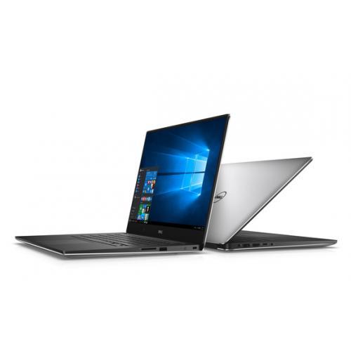 Ultrabook Dell XPS 15 9550, Intel Core i5-6300HQ, 15.6inch, RAM 8GB, SSH 1TB + SSD 32GB, nVidia GeForce GTX 960M 2GB, Windows 10, Silver