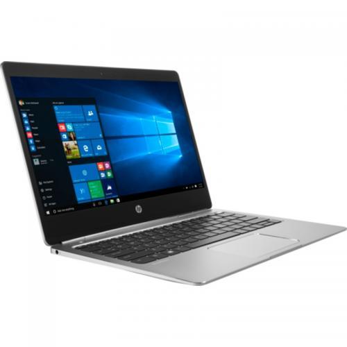 Ultrabook HP EliteBook Folio G1, Intel Core m5-6Y54, 12.5inch, RAM 8GB, SSD 256GB, Intel HD Graphics 515, Windows 10 Pro, Silver