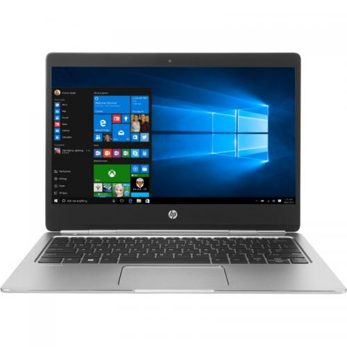 Ultrabook HP EliteBook Folio G1, Intel Core m7-6Y75, 12.5inch, RAM 8GB, SSD 256GB, Intel HD Graphics 515, Windows 10 Pro, Silver