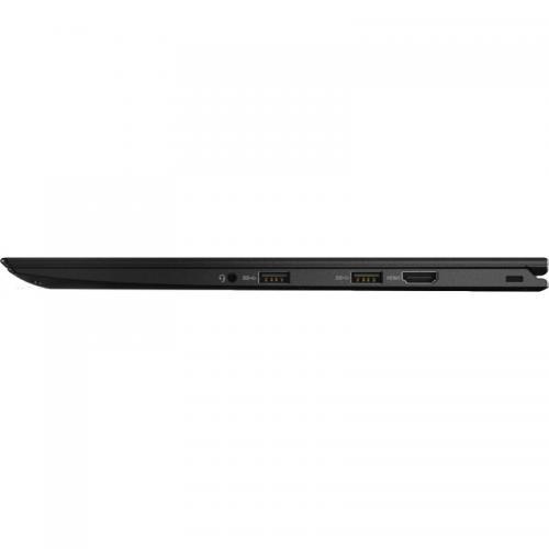 Ultrabook Lenovo New ThinkPad X1 Carbon 4th gen, Intel Core i5-6200U, 14inch, RAM 8GB, SSD 256GB, Intel HD Graphics 520, Windows 10 Pro, Black