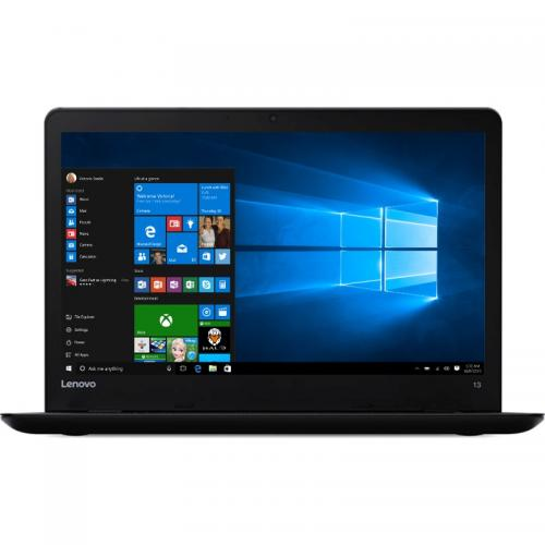 Ultrabook Lenovo ThinkPad 13 (2nd Gen), Intel Core i3-7100U, 13.3inch, RAM 4GB, SSD 128GB, Intel HD Graphics 620, Windows 10 Pro, Black