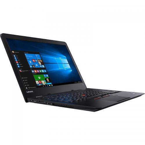 Ultrabook Lenovo ThinkPad 13, Intel Core i5-6200U, 13.3inch, RAM 8GB, SSD 256GB, Intel HD Graphics 520, Windows 10 Pro, Black