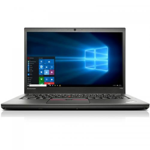 Ultrabook Lenovo ThinkPad T450, Intel Core i7-5600U, 14inch, RAM 8GB, SSD 256GB, Intel HD Graphics 5500, 4G, Windows 7 Pro + Windows 10 Pro, Black