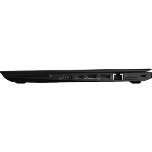 Ultrabook Lenovo Thinkpad T460s, Intel Core i5-6300U, 14inch, RAM 8GB, SSD 256GB, Intel HD Graphics 520, Windows 7 Pro + Windows 10 Pro, Black