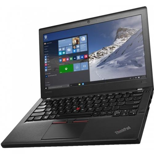 Ultrabook Lenovo ThinkPad X260, Intel Core i7-6500U, 12.5inch, RAM 8GB, SSD 512GB, Intel HD Graphics 520, 4G, Windows 10 Pro, Black