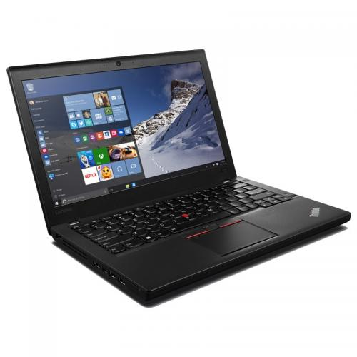 Ultrabook Lenovo ThinkPad X260, Intel Core i7-6500U, 12.5inch, RAM 8GB, SSD 512GB, Intel HD Graphics 520, 4G, Windows 7 Pro, Black