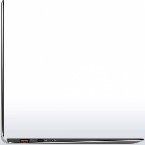 Ultrabook Lenovo Yoga 900s, Intel Dual Core m5-6Y54, 12.5inch Touch, RAM 8GB, SSD 256GB, Intel HD Graphics 515, Windows 10, Silver