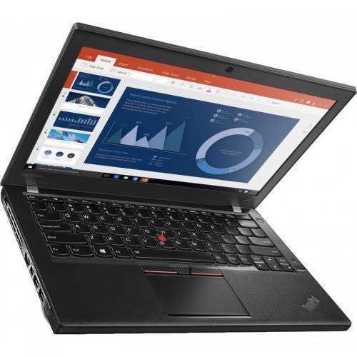Ultrabook LenovoThinkPad X260, Intel Core i5-6200U, 12.5inch, RAM 8GB, SSD 256GB, Intel HD Graphics 520, Windows 10 Pro, Black