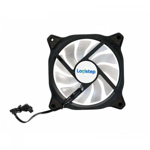 Ventilator LogiStep LS-F12-BL, 120mm