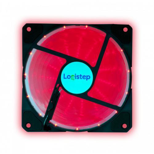 Ventilator LogiStep LS-F12-R, 120mm