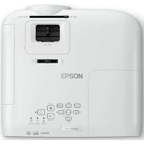 Videoproiector Epson EH-TW5650, White
