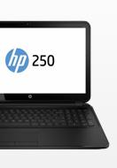 Laptop HP 250 G2, Intel Celeron N2810, 15.6inch(1366x768), RAM 4GB, HDD 500GB, Intel HD Graphics, Free DOS