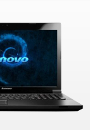 Laptop Lenovo B580, Intel Pentium B970, 15.6inch(1366x768), RAM 4GB DDR3, HDD 500GB, SVGA nVidia GeForce 610M 1GB DDR3, Free DOS