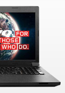 Laptop Lenovo IdeaPad G500, Intel Core i3-3110M, 15.6inch(1366x768), RAM 4GB, HDD 1TB, AMD Radeon HD 8570 2GB, Free DOS