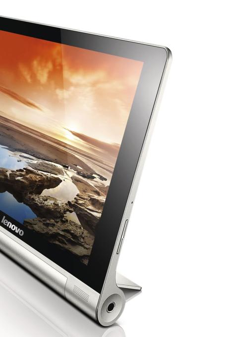 Tableta Lenovo IdeaTab Yoga 10, Quad Core 1.2Ghz, 10.1inch, 16GB, Wi-Fi, BT, 3G, Android 4.2